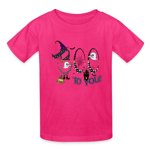 Halloween Boo To You - Kids' T-Shirt