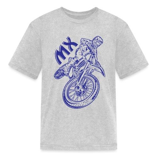 Motocross MX Racer - Kids' T-Shirt