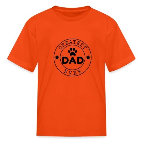 Dogdad - Kids' T-Shirt