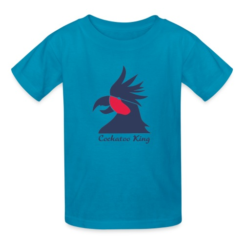 Cockatoo Logo - Kids' T-Shirt