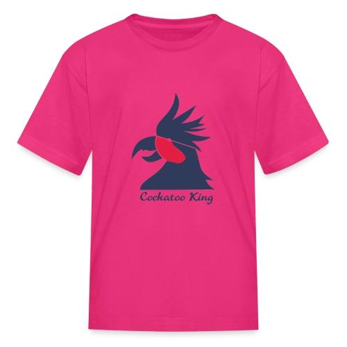 Cockatoo Logo - Kids' T-Shirt