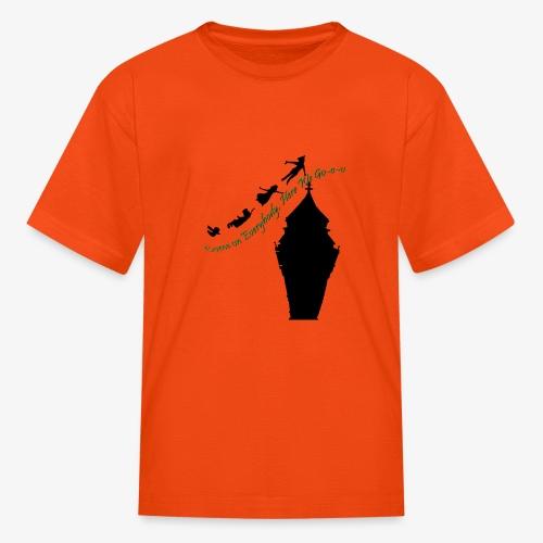 Come on Everybody, Here We Go-o-o - Kids' T-Shirt