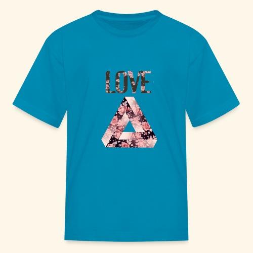 LOVE PRINT - Kids' T-Shirt