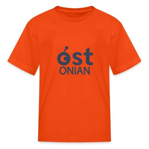 OSTonian by Glen Hendriks - Kids' T-Shirt