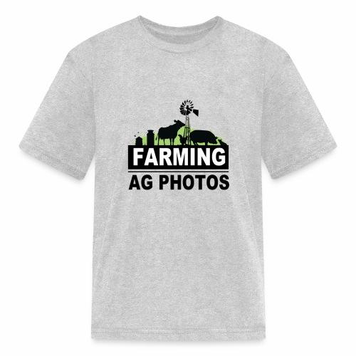 Farming Ag Photos - Kids' T-Shirt