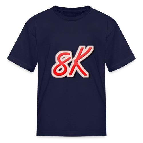 8K - Kids' T-Shirt