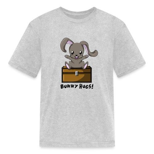 Emzy255 2 Bunny Hugs - Kids' T-Shirt