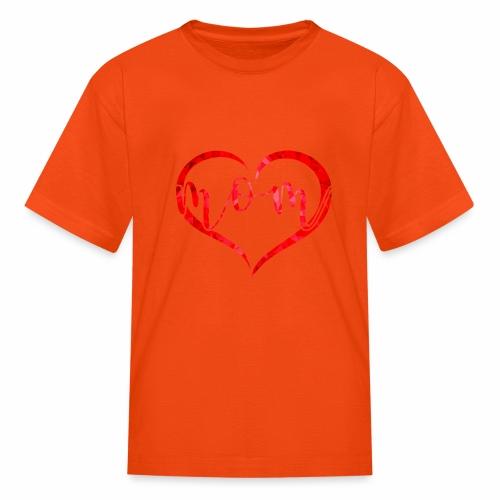 Love mom - Kids' T-Shirt