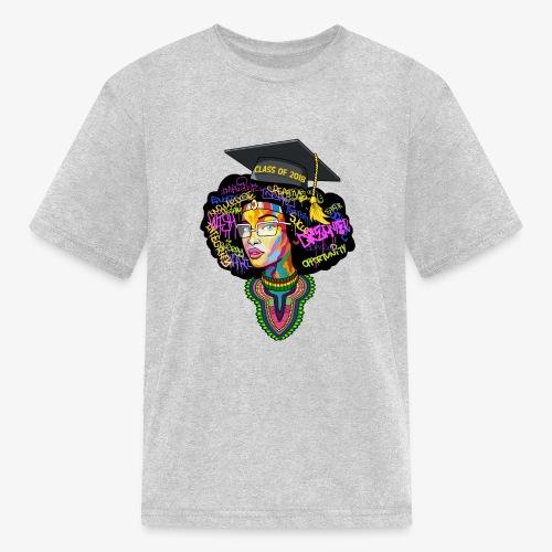 Smart Graduation Woman - Kids' T-Shirt