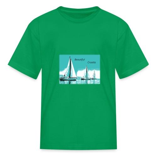 Beautiful Croatia - Kids' T-Shirt