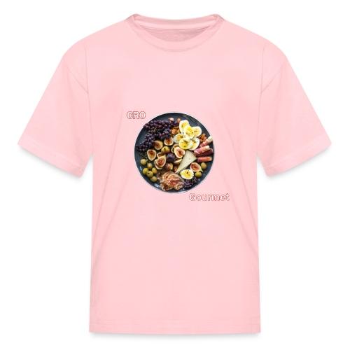 Croatian Gourmet - Kids' T-Shirt