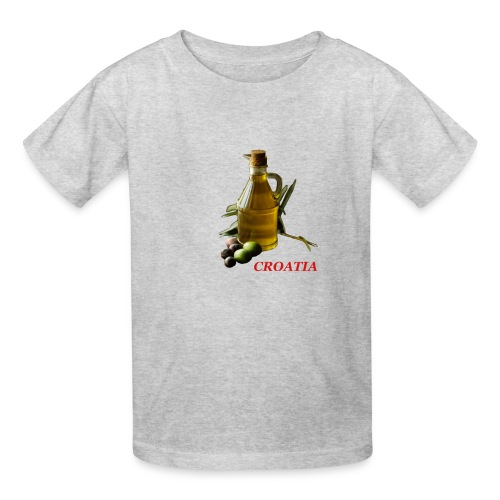 Croatian Gourmet 2 - Kids' T-Shirt