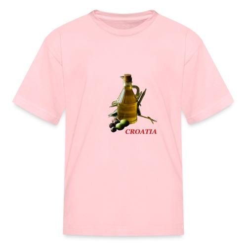 Croatian Gourmet 2 - Kids' T-Shirt