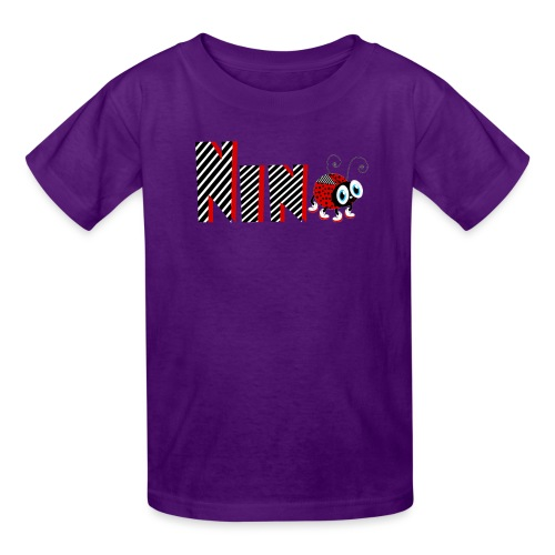 9nd Year Family Ladybug T-Shirts Gifts Daughter - Kids' T-Shirt
