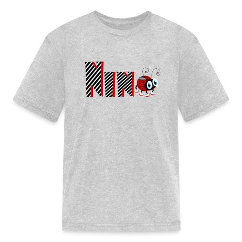 9nd Year Family Ladybug T-Shirts Gifts Daughter - Kids' T-Shirt