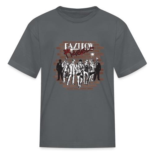 East Row Rabble - Kids' T-Shirt