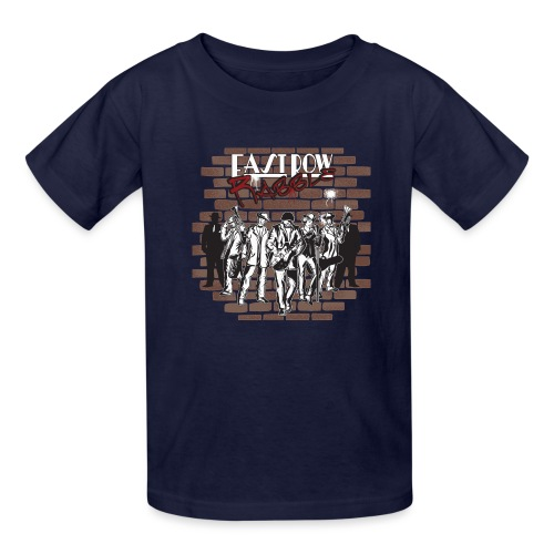 East Row Rabble - Kids' T-Shirt