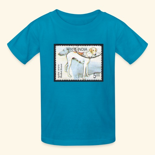 India - Mudhol Hound - Kids' T-Shirt