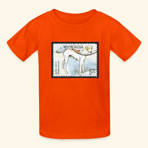 India - Mudhol Hound - Kids' T-Shirt