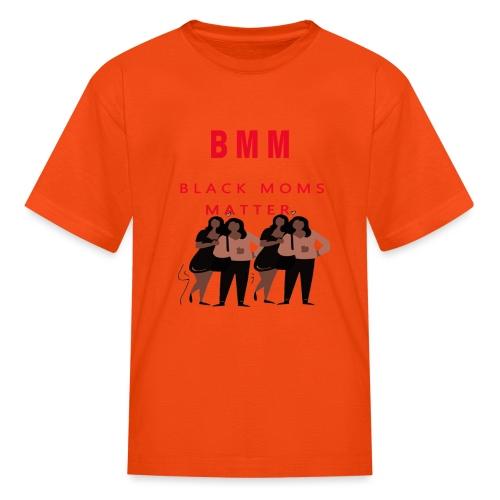 BMM 2 Brown red - Kids' T-Shirt