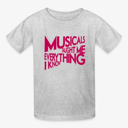 MTMEIK Pink Logo - Kids' T-Shirt