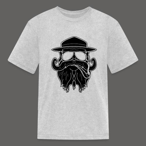 OldSchoolBiker - Kids' T-Shirt