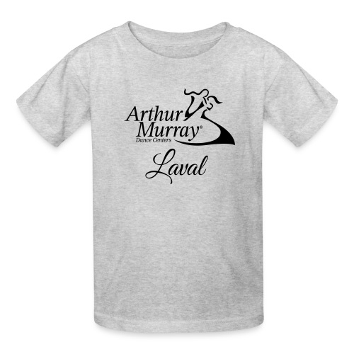 AML Logo2018 Black - Kids' T-Shirt