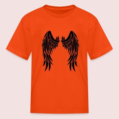 Angel wings - Kids' T-Shirt