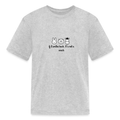 SMILE BACK - Kids' T-Shirt