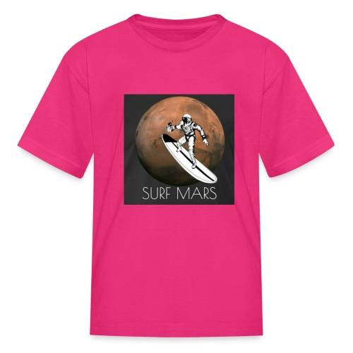 space surfer - Kids' T-Shirt