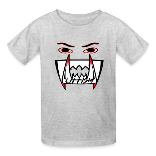 Littism Vampire Glory Face - Kids' T-Shirt