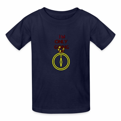 Im only going up - Kids' T-Shirt