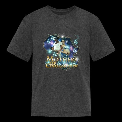 Mothers of Civilization - Kids' T-Shirt
