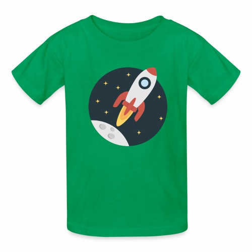 instant delivery icon - Kids' T-Shirt