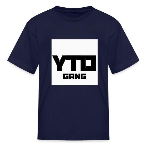 Gang logo - Kids' T-Shirt