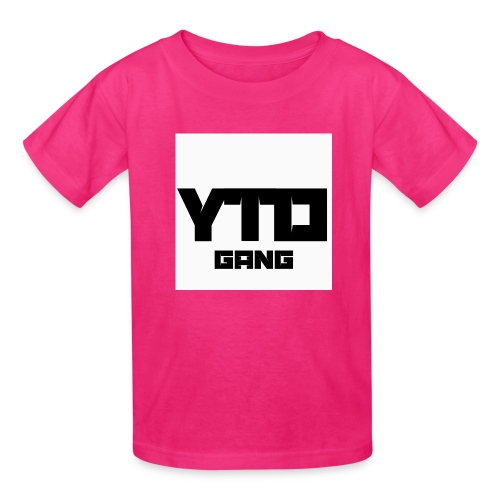 Gang logo - Kids' T-Shirt