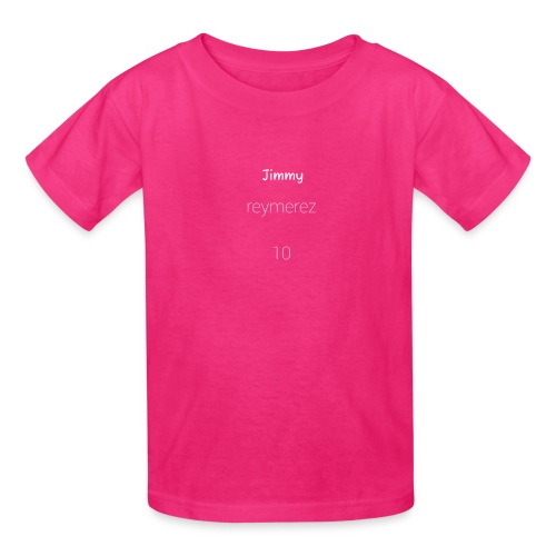 Jimmy special - Kids' T-Shirt