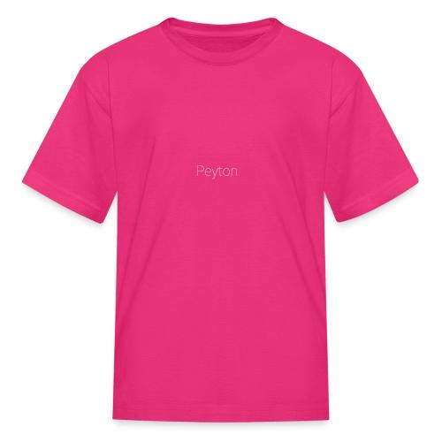 PEYTON Special - Kids' T-Shirt