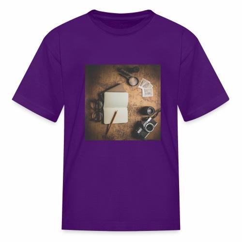 Traveller - Kids' T-Shirt