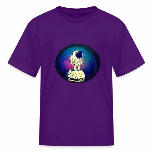 Space man - Kids' T-Shirt