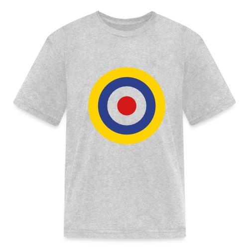 UK Symbol - Axis & Allies - Kids' T-Shirt