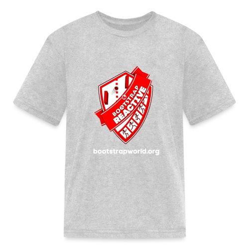 Algebra Reactive T-shirt - Kids' T-Shirt