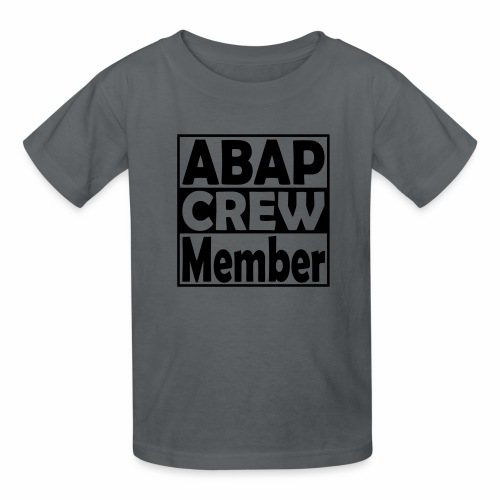 ABAPcrew - Kids' T-Shirt