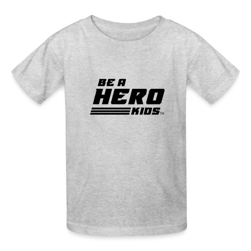 BHK secondary black TM - Kids' T-Shirt