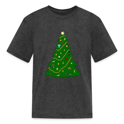Christmas Tree For Monkey - Kids' T-Shirt