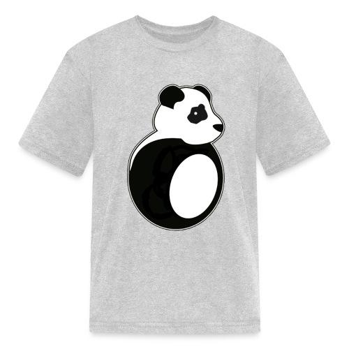 Tan Panda - Kids' T-Shirt