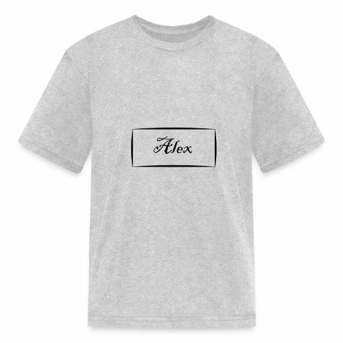 Alex - Kids' T-Shirt
