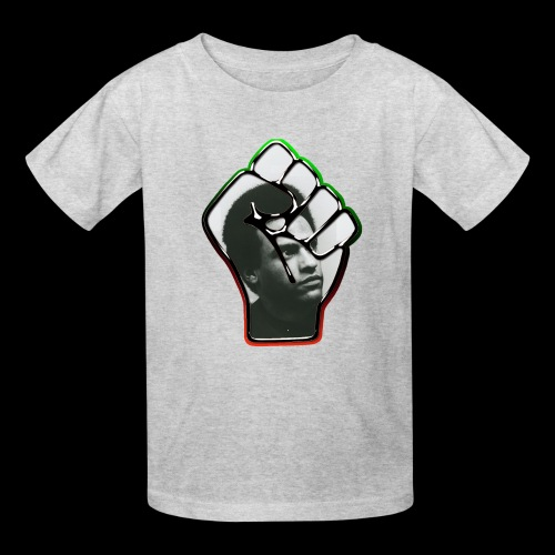 Huey Newton RBG Fist - Kids' T-Shirt