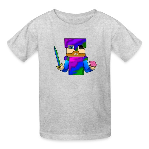Kevkand battle png - Kids' T-Shirt