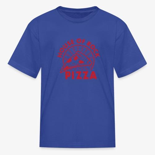 HOR Pizza Red - Kids' T-Shirt